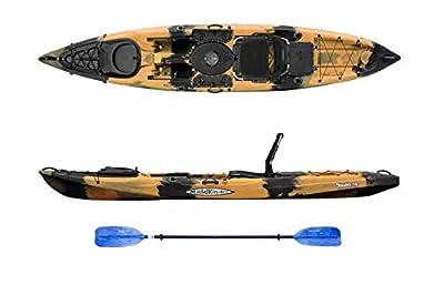Malibu Kayaks Stealth-14 Ultimate Fishing Kayak