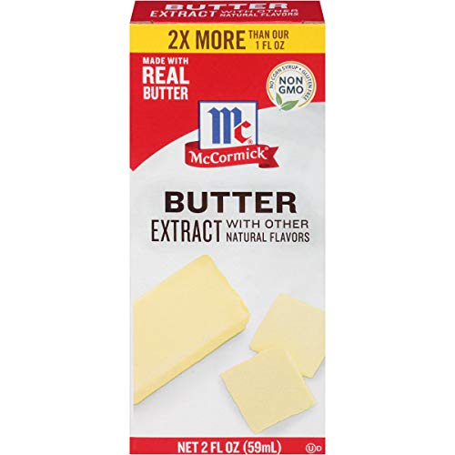 McCormick Butter Extract, 2 fl oz