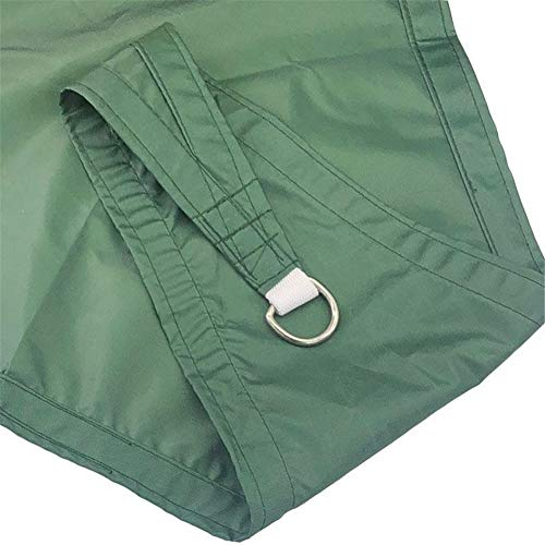 YSJDDH Tela impermeable para paraguas, paraguas transparente impermeable, red de paraguas, paño de aislamiento de invernadero, sombrilla al aire libre y accesorios (2 x 3 m, T)