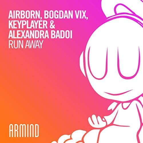 Airborn, Bogdan Vix, KeyPlayer & Alexandra Badoi