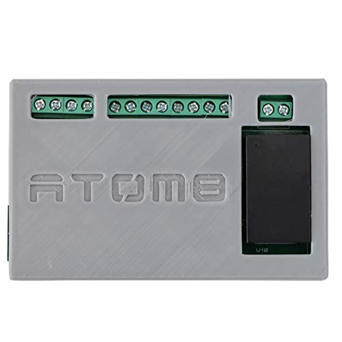 ATOM8 Wi-Fi Home Automation 4 node Smart Switch voice compatible with alexa,...