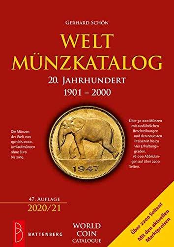 Weltmünzkatalog 20. Jahrhundert: 1901-2000