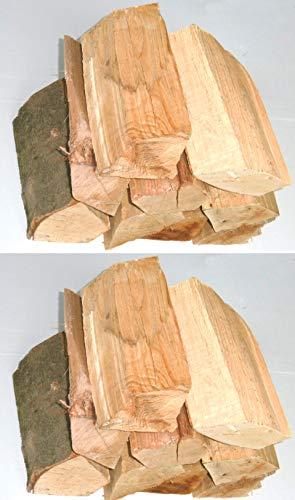 60 kg hochwertiges Brennholz 0,65€/kg, aus 100% Buche für Kaminofen, Lagerfeuer, Feuerschalen Feuerstelle Ofen Herd. Kaminholz, Brennholz, Holz, Feuerholz