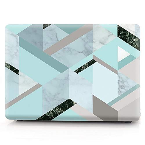 JUFENGYAO Caso de mármol para Huawei MateBook D14 D15 2020 PC portátil Dura portátil para MATEOBLOOK D14 D15 Casos Accesorios (Color : Marble 6, Size : For matebook d15)