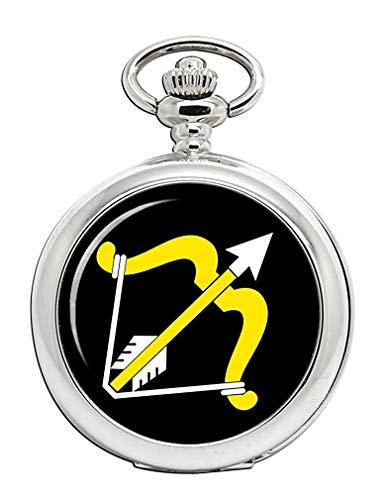 Etelä-SAVO (Finlandia) Reloj Bolsillo Hunter Completo