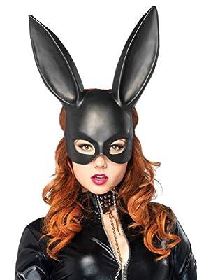 Leg Avenue Women's Hosiery Bunny Mask