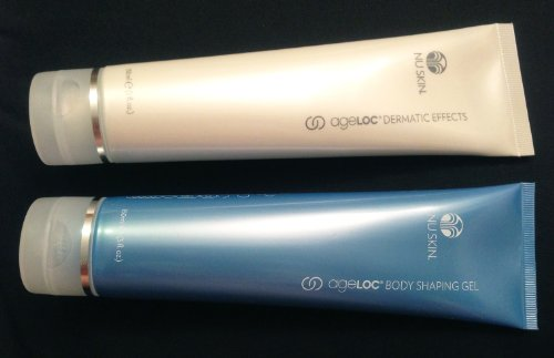 ageLOC Body Shaping Gel, ageLOC Dermatic Effects Combo by Nu Skin