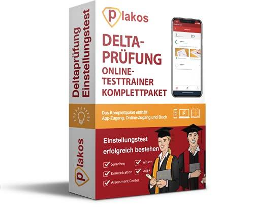 Studium Deltaprüfung/Studierfähigkeitstest Online-Testtrainer MIT BUCH: Interaktive und authentische Aufgaben und Tests zu Sprache, Konzentration, Allgemeinwissen und Logik