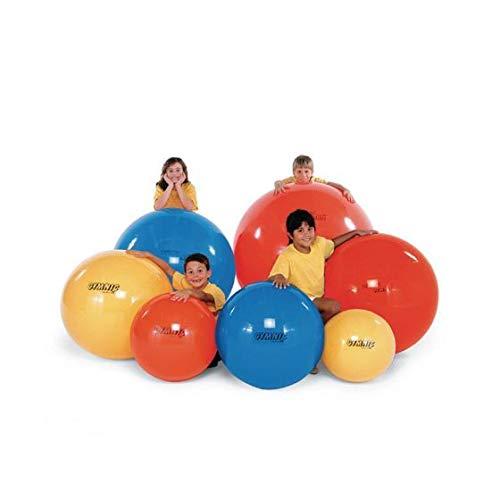 Patterson Gymnastikball, 120cm, Rot