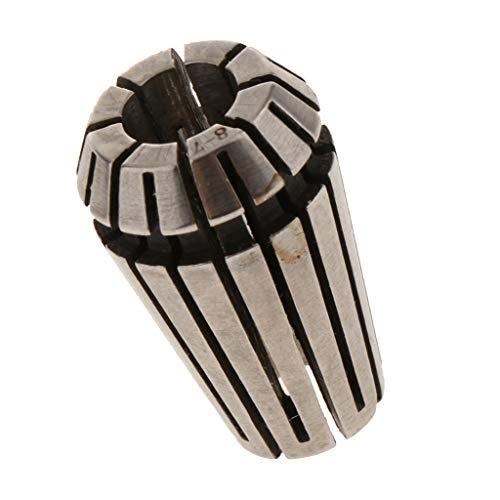 Hochwertig ER16 Spannzange Fräsmaschine/Drehmaschine/Graviermaschine Zubehör, aus Stahl - 8 mm