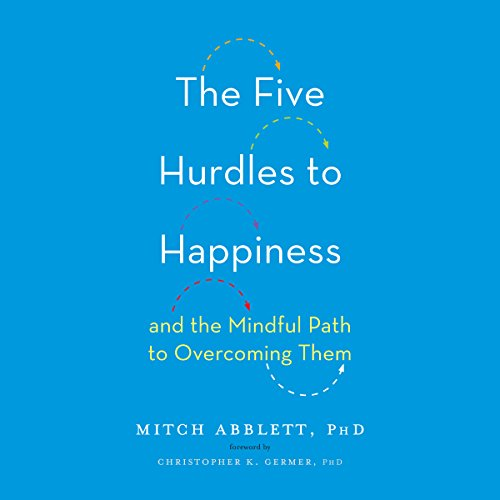 The Five Hurdles to Happiness audiobook cover art