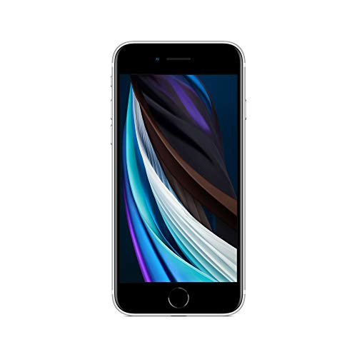 Apple iPhone SE (256GB) - Weiß (inklusive EarPods, Power Adapter)