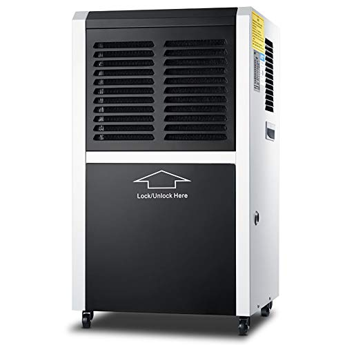 SHIJING Luftentfeuchter Industrie Luftentfeuchter Haushalt Gewerbe Keller High Power Villa Moisturizing Energieeinsparung