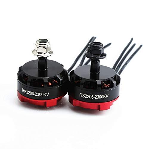 ACHICOO RS2205 2300KV 2205 CW/CCW Brushless Motor für Racing Quad Motor Multicopter 4 Stück