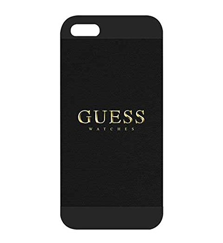 Iphone 5s 5 Coque / Etui, GUESS Iphone 5 Slim Fit Solid Back Coque / Etui