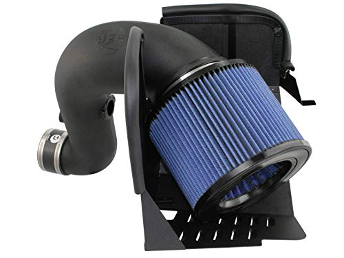 aFe Power Magnum FORCE 54-11342-1 Dodge Diesel Trucks 03-09 L6-5.9/6.7L (td) Performance Intake System (Oiled, 5-Layer Filter)