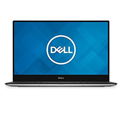 """Dell XPS9360-7727GLD-PUS 13.3"""" Laptop, 7th Gen Core i7 (up to 3.8 GHz), 8GB, 256GB SSD), Intel Iris Plus Graphics 640, Rose Gold"""