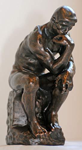 Der Denker - 14 cm - Museumsshop (Replikat) Auguste Rodin