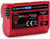 Baxxtar Pro Akku EN-EL15c (2250mAh) kompatibel mit Nikon Z5 Z6 II Z7 II etc. EN-EL15c EN-EL15 EN-EL15b