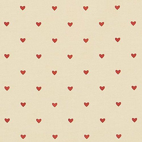 Corazón de algodón recubierto de vinilo, mantel de hule fácil limpiar de la marca Vinylla, 140 x 140 cm