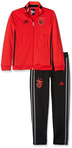 adidas SLB PES SUIT Y - Traininganzug   Benfica FC - Junge, Rot, 140.
