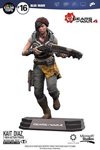 Close Up Figura d'azione Gears of War 4 - Kait Diaz