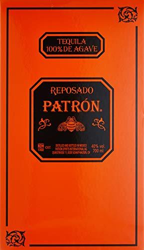 Patrón Reposado Tequila (1 x 0.7 l) - 4
