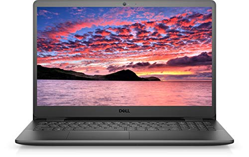 2021 Newest Dell Inspiron 3000 Laptop, 15.6 HD LED-Backlit Display, Intel Celeron Processor N4020, 8GB DDR4 RAM, 128GB PCIe SSD, Online Meeting Ready, Webcam, WiFi, HDMI, Bluetooth, Win10 Home, Black