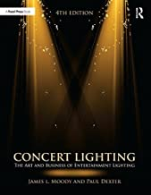 Concert Lighting: The Art and Business of Entertainment Lighting