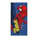 ARDITEX SM12664 Toalla de Microfibra de 70x140cm de Marvel-Spiderman