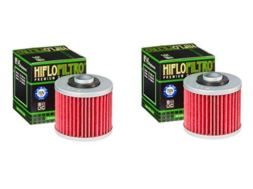 Hiflo Hoeveelheid 2 Motorolie Filter HF145