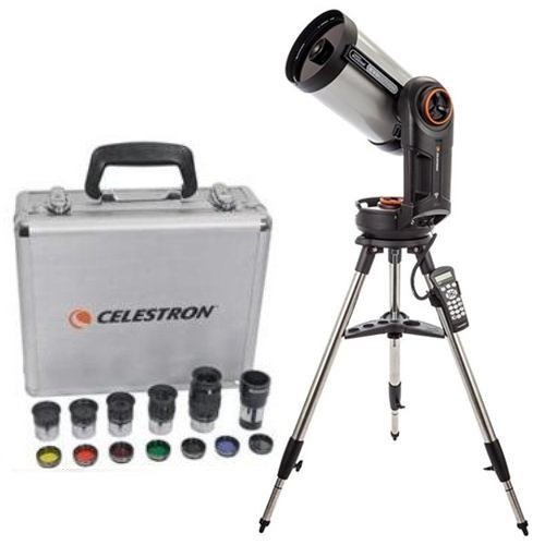 Celestron NexStar Evolution 8, Schmidt-Cassegrain Telescope with integrated W...