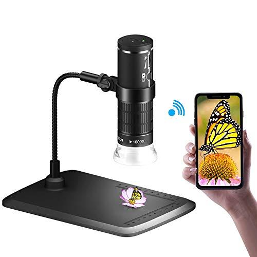 microscopio digital usb fabricante N&F