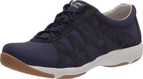 Dansko Women's Harlie Navy Sneakers 9.5-10 M US