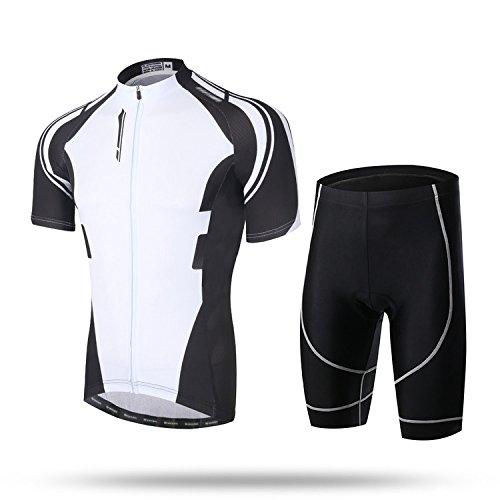 TeyxoCo New Trend Biking Cycling Padded Jersey Set XXXL
