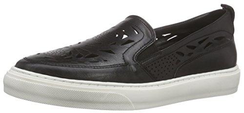 Bronx Damen BmecX Sneakers, Schwarz (01 Black), 39 EU