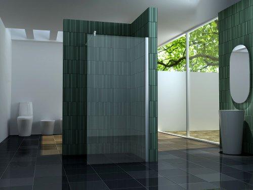 10 mm Duschtrennwand FREE 80 x 200 cm