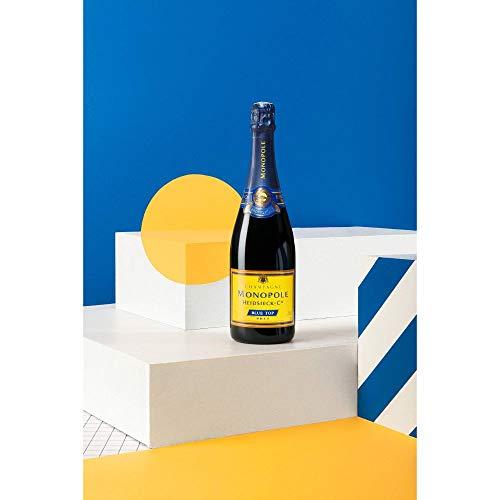 Champagne Monopole Heidsieck Blue Top Brut - 6