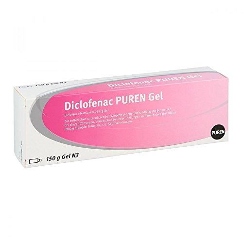Diclofenac Puren Gel, 150 g