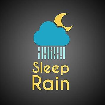 Sleep Rain – Beautiful Sounds of Nature, Soft Rain, Ocean Waves for Calm Down, Pure Relax & Good Night, Easily Fall Asleep