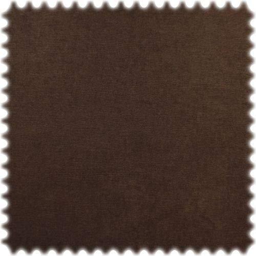 polstereibedarf-online Microfaser Chenille Möbelstoff Classic Schoko mit Dupont(TM) Teflon® Fleckschutz