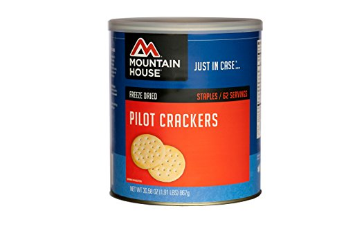 Mountain House Pilot Crackers #10 Can 3