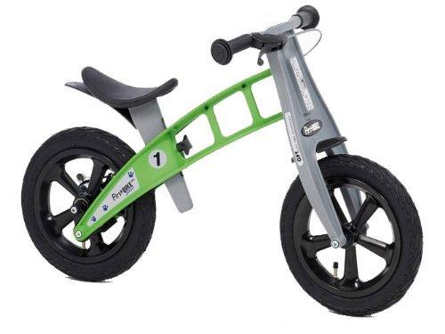 First Bike L2014 Laufrad FirstBike STREET, Luftbereifung, grün, mit Bremse
