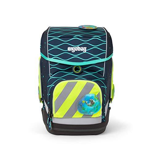 Ergobag Sicherheits-Set mit Reflektorstreifen 3-teilig, Pack/Cubo/Cubo Light, Gelb