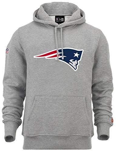 Zhang Yuejiang Rugby Hoodie-New England Patriots pullover suave y agradable a la piel, sudadera con capucha de manga larga, ropa casual para otoño e invierno (tamaño: S-3XL)