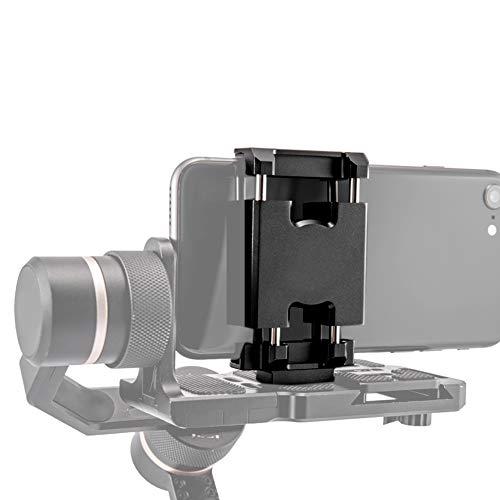 Soporte de Clip para teléfono Inteligente Soporte de extensión Soporte de Abrazadera para cardán Feiyu G6 Plus