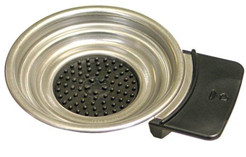 Philips CRP100 Senseo 1 Tassen Padhalter - Deckel für VIVA CAFÉ HD7825, HD7827, HD7835, HD7825/60 - Schwarz
