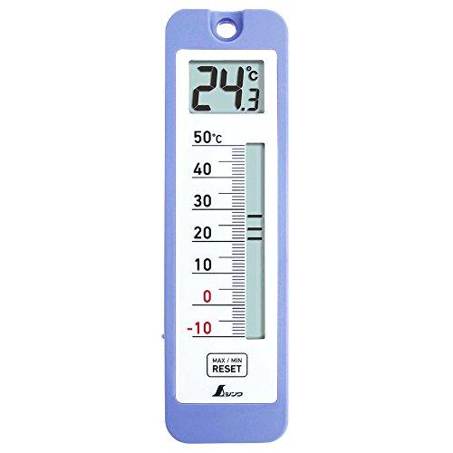 シンワ測定 デジタル温度計 D-10 最高・最低 防水型 7...
