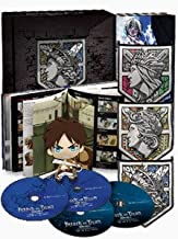Attack on Titan Part Two DVD/BD Set (FUNimation Shop EXCLUSIVE Collector's Edition)