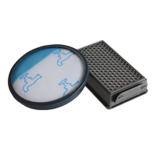 Honeststar Kit de Filtres HEPA pour Aspirateur Moulinex Rowenta Compact Power Cyclonic Mousse Filtre Accessoire Adapté pour Series MO3723pa RO3731ea RO3753ea RO3786ea MO3718pa MO3786pa ZR005901